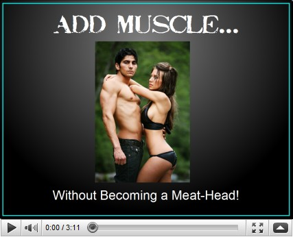 Visual Impact Muscle Building - Build Muscle