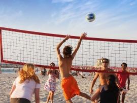 Get Rid Of Man Boobs - Beach